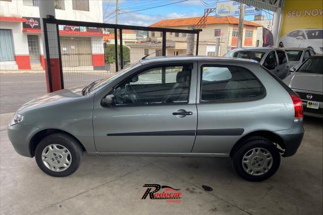 Fiat Palio 1.0 Fire Cinza (mais novo do Brasil) - Foto 2