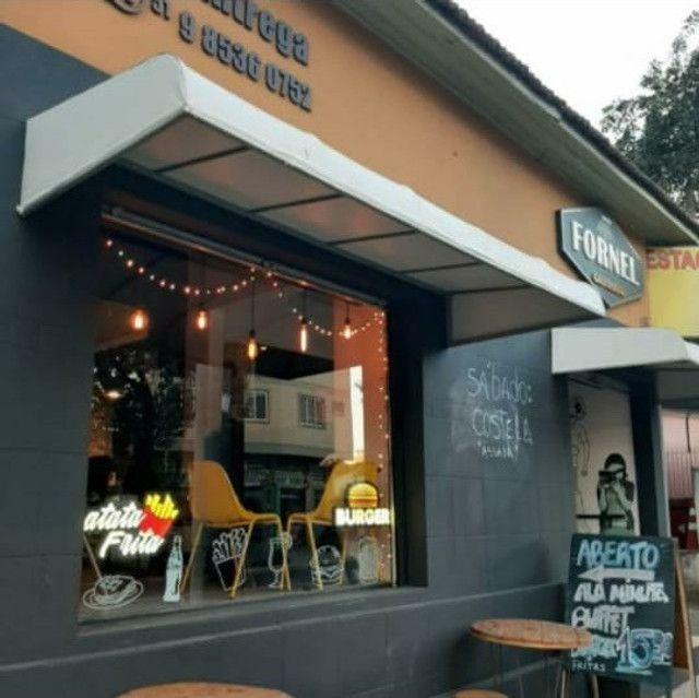 Ponto Comercial (Restaurante) na Santos Ferreira - Canoas - Próx. Colégio Mal. Rondon