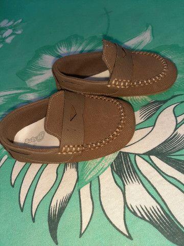 Sandálias masculina de criança  - Foto 2