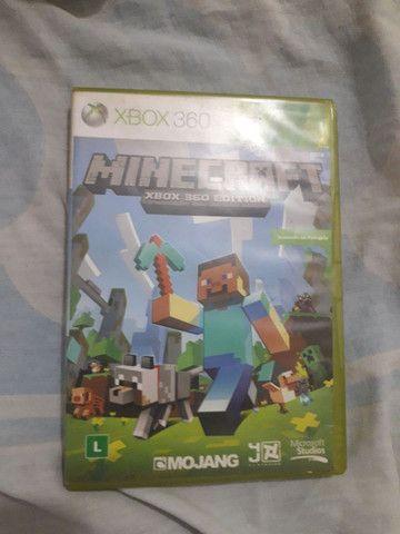 Minecraft xbox 360 uberaba mg