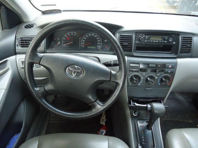 Corolla XLI 1.6 Automático 2008 - Foto 6