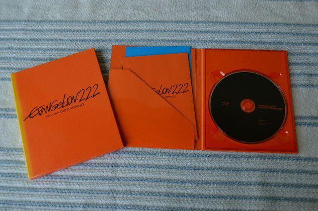 Evangelion 2.22 Blu-ray - Foto 2