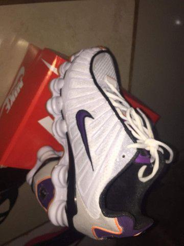 Nike 12 molas sem uso zero  - Foto 6