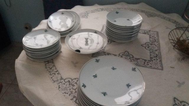 Jogo jantar porcelana Schmidt - Foto 3