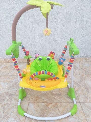 Assento de atividades infantil ( JUMP / PULA PULA )