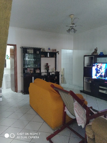 Sobrado centro de São Vicente 03 dormitórios Ac. troca por apartamento na Praia - Foto 3