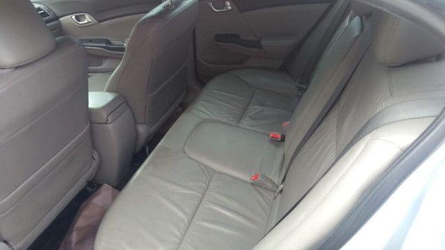 Honda Civic LXR - 2014 - Foto 7