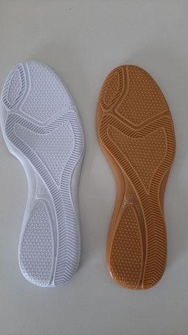 Matrizes de solado de futsal