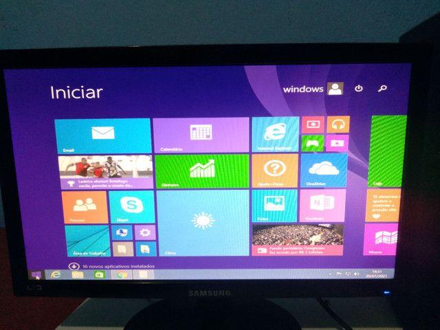 Vendo ótima cpu ja formatada e instalada Windows 8 pronta para uso!!! - Foto 5