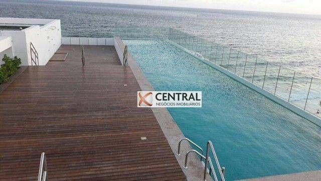Apartamento para alugar, 50 m² por R$ 2.380,00/mês - Barra - Salvador/BA - Foto 14