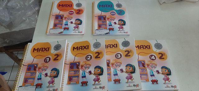 Coleção MAXI segundo ano