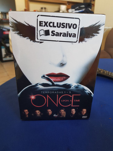 Pack série ONCE UPON A TIME