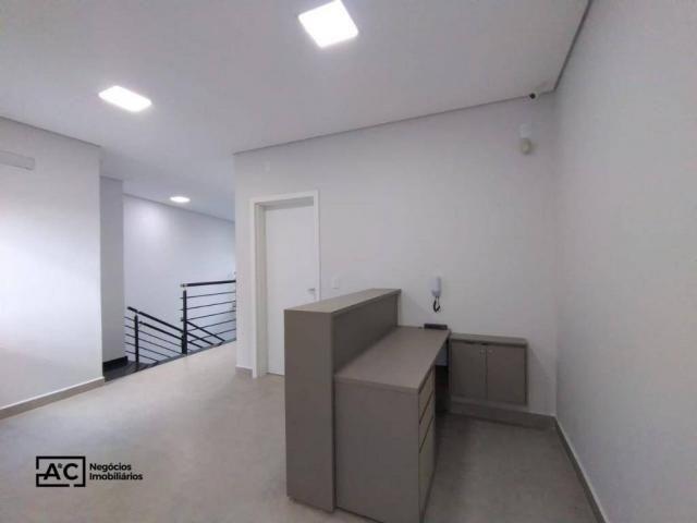 Sala para alugar, 50 m² por R$ 2.700,00/mês - Loteamento Remanso Campineiro - Hortolândia/ - Foto 6