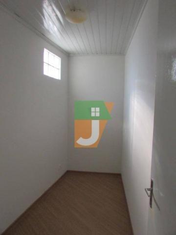Casa com 1 dormitório para alugar, 50 m² por R$ 890,00/mês - Uberaba - Curitiba/PR - Foto 4