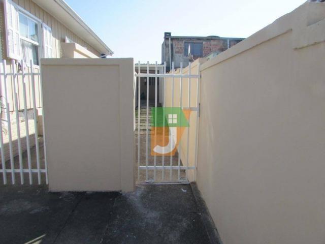 Casa com 1 dormitório para alugar, 50 m² por R$ 890,00/mês - Uberaba - Curitiba/PR - Foto 11