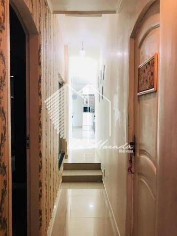CONDIMINIO VILA VERDE, 3qts, 2 suítes, Casa no fino Acabamento. - Foto 8