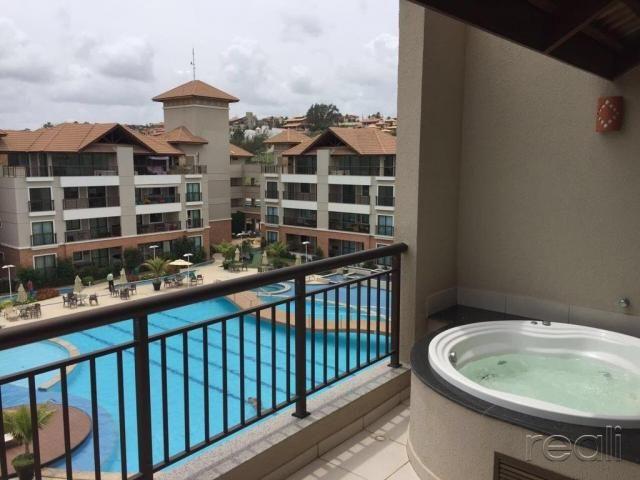 Apartamento à venda com 4 dormitórios em Porto das dunas, Aquiraz cod:RL613 - Foto 18