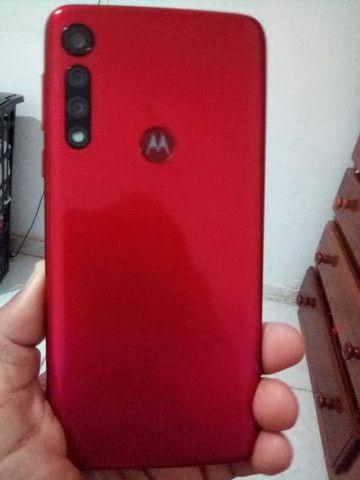 MotoG 8 play 32 gigas vermelho  - Foto 5