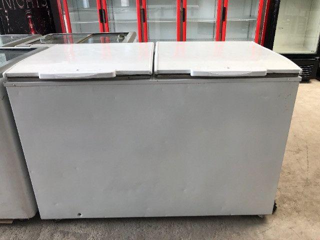 Freezer Electrolux 440litros horizontal 2 tp cegas 220v (1 disponível) - Foto 4