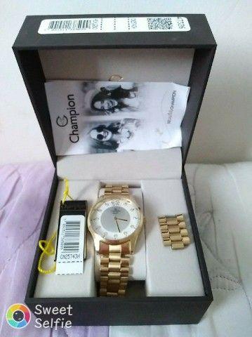 Vendo relógio Champion feminino