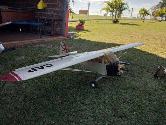 Aeromodelo Paulistinha The World Model para motores 40-46 - Foto 3