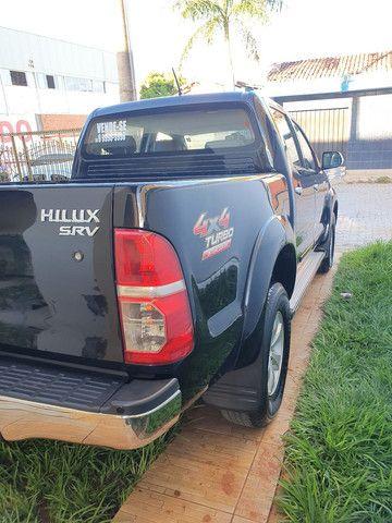 HILUX SRV 2012 / AUTOMÁTICO  - Foto 5