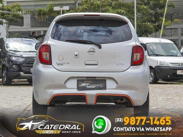 Nissan MARCH Rio2016 1.6 Flex Fuel 5p 2016 *Novíssimo* Aceito Troca - Foto 5