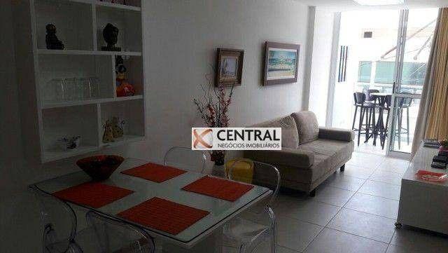 Apartamento para alugar, 50 m² por R$ 2.380,00/mês - Barra - Salvador/BA - Foto 4