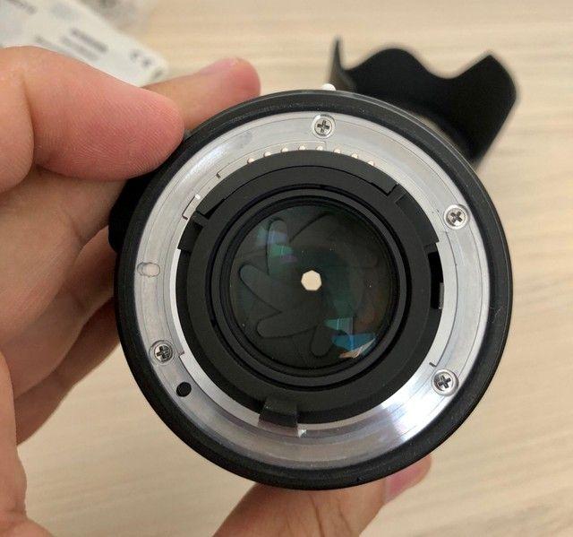 Lente Nikon 35 mm 1. 8 ( estado de novo ) - Foto 5