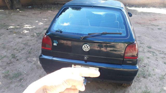 Volkswagen gol 97, motor Ap 1.6 - Foto 5