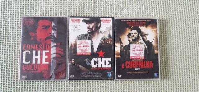 DVDs sobre Che Guevara