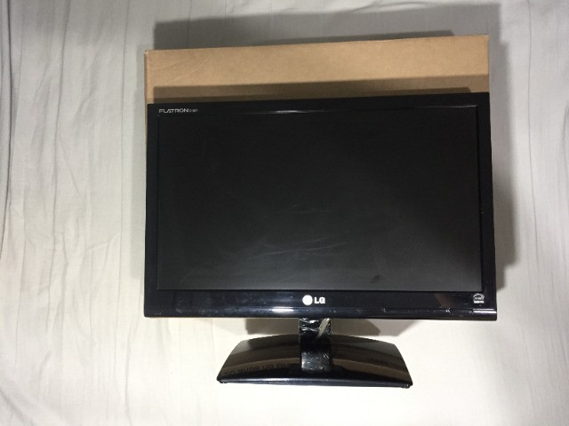 Monitor De Lcd 19'' Wide Screen LG Flatron E1941