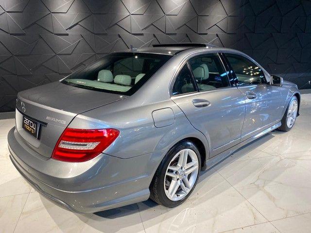 Mercedes-Benz C250 CGI SPORT 1.8 16V TB Automático 2013/2013 configuração Linda  - Foto 19