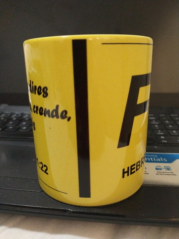 Caneca FÉ - Foto 3