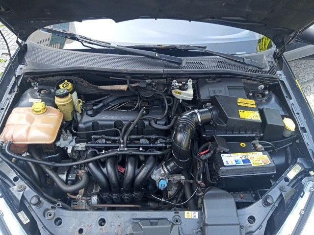 Ford Focus 2009 Hatch Gl 1.6 8v flex+completíssimo+revisado+novíssimo!!! - Foto 16