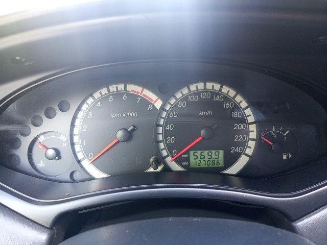 Ford Focus 2009 Hatch Gl 1.6 8v flex+completíssimo+revisado+novíssimo!!! - Foto 18