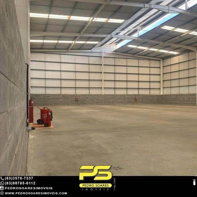 Galpão para alugar, 1439 m² por R$ 20.000/mês - Conde - Conde/PB - Foto 3