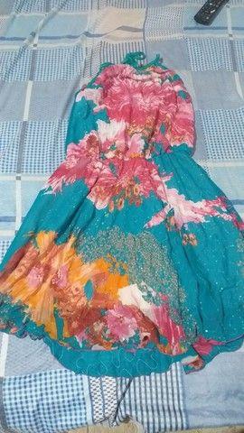 Vendo três vestidos de festa lindos - Foto 3