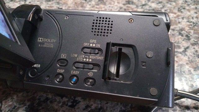 Câmera Sony HDR XR 500 - Foto 2