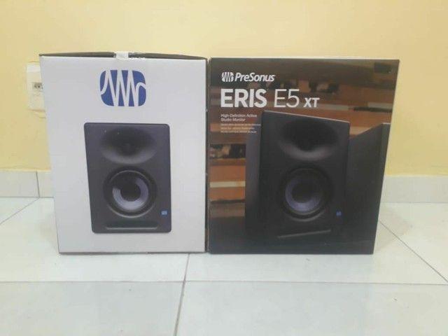 Caixa Eris E5 XT bi amplificada - Foto 2
