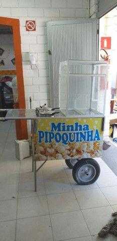 Carrinho de Pipoca  - Foto 4