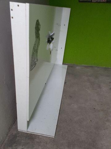 Painel de TV com suporte - Foto 2
