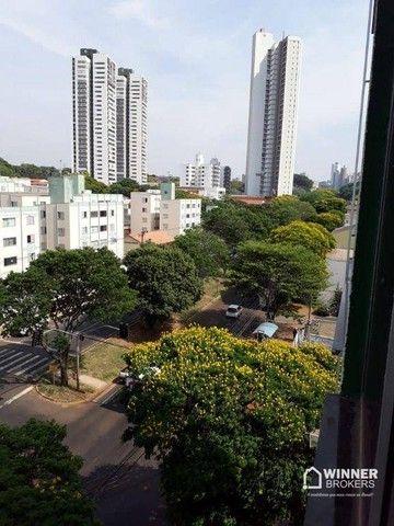 Apartamento com 3 dormitórios para alugar, 69 m² por R$ 950,00/mês - Vila Bosque - Maringá - Foto 9