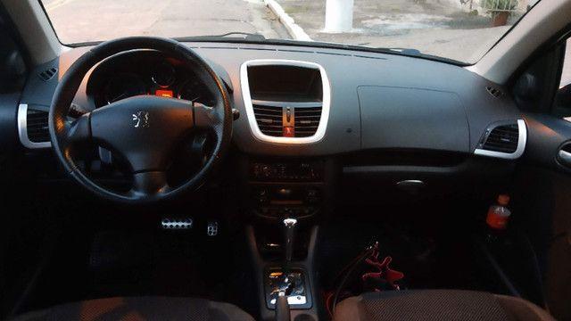 Peugeot 207 SW Automático 2010 (IPVA 2021 pago) em perfeito estado - Foto 7