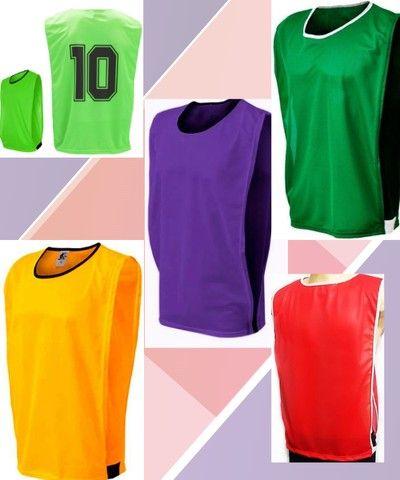 10 coletes de Futebol - Kit completo - Promoção.