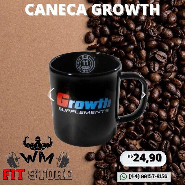 CANECA GROWTH DIRETO DE FABRICA