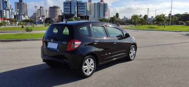 Honda Fit EX 1.5 Automático Top de Linha - Revisado  - Foto 3