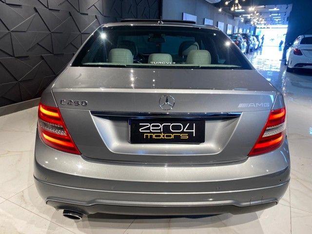 Mercedes-Benz C250 CGI SPORT 1.8 16V TB Automático 2013/2013 configuração Linda  - Foto 20