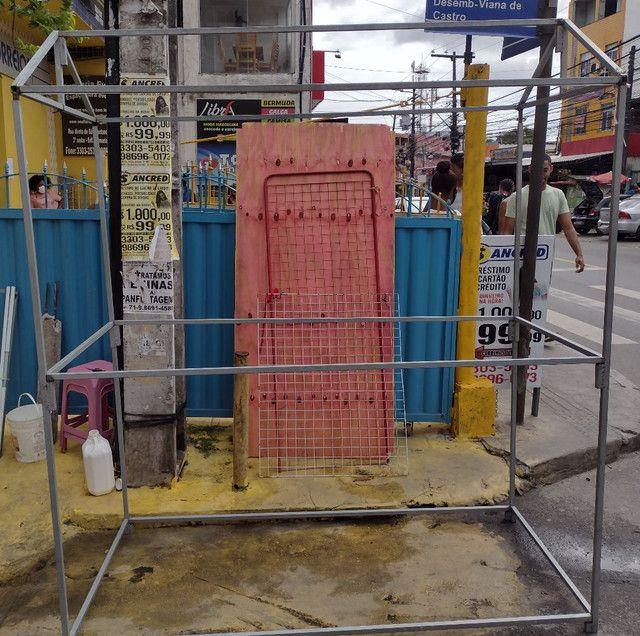 Barraca para comércio de rua - Foto 5