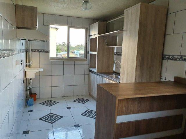 Apartamento semi mobiliado  - Foto 6